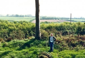 Bob Hunter in a rural setting